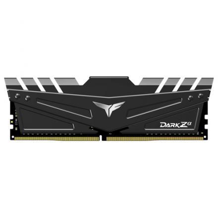MODULO MEMORIA RAM DDR4 16GB(2X8G) PC3200 TEAMGROUP DARK Za - Imagen 1