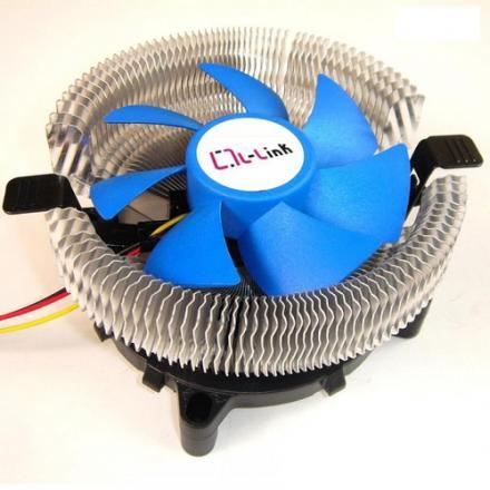 VEN CPU L-LINK LL-8877 57MM ALTURA/COMPATIBILIDAD MULTISOCK - Imagen 1