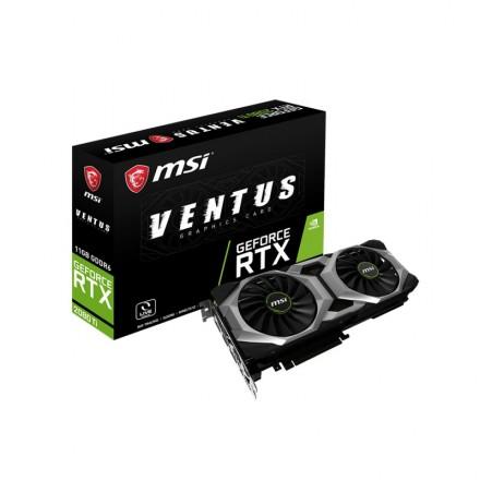 (OFERTA) TARJETA GRÁFICA MSI GeForce RTX 2080Ti VENTUS 11GB OC GDDR6 (Reacondicionada)