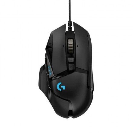 Logitech G502 Hero Ratón Gaming 16000DP