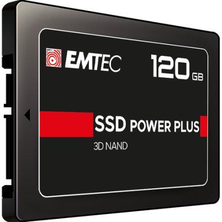 "Emtec Ssd 120gb 3d Nand Phison  2,5"" (6.3cm) Sataiii - Imagen 1"