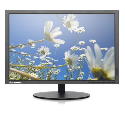 MONITOR LED 19.5  LENOVO THINKVISION T2054p  7ms/1xVGA/1xHD - Imagen 1