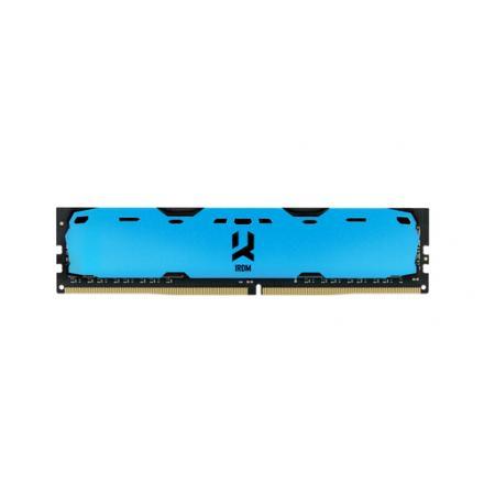 MODULO DDR4 8GB 2X4GB 2400MHz GOODRAM IRDM AZUL CL 15/1.2V - Imagen 1