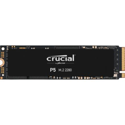 Ssd Crucial P5 500gb 3d Nand Nvme Pcie M.2 Ssd - Imagen 1