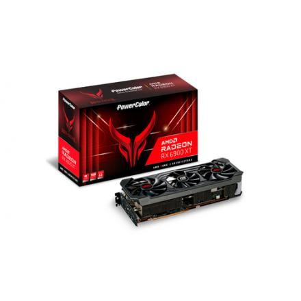 Powercolor Rx 6900xt Red Devil 16gb Ddr6 Triple-cooler Retail - Imagen 1