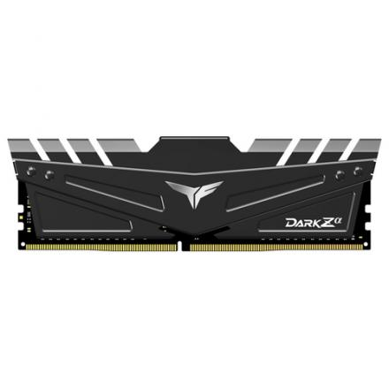 MODULO MEMORIA RAM DDR4 16GB(2X8G) PC3600 TEAMGROUP DARK Za - Imagen 1