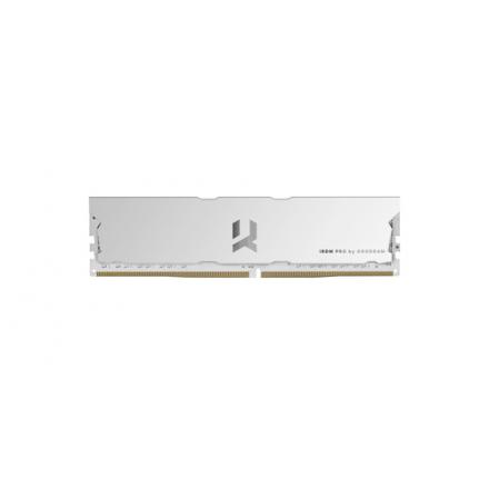 MODULO DDR4 8GB 4000MHz GOODRAM IRDM PRO BLANCO CL 18/1.35V - Imagen 1