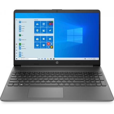 PORTATIL HP 15S-EQ1037NS GRIS ATHLON 3050U/8GB/SSD 256GB/15 - Imagen 1