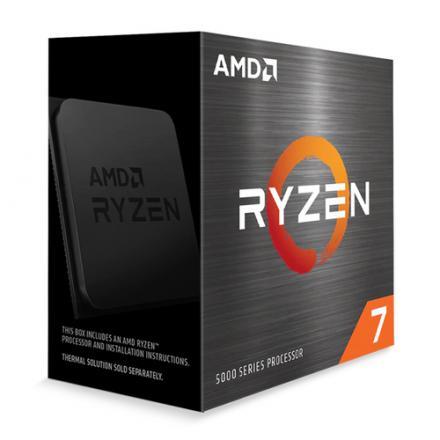CPU AMD AM4 RYZEN 7 5800X 8X4.7GHZ/36MB TRAY SIN DISIPADOR/ - Imagen 1