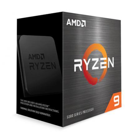 CPU AMD AM4 RYZEN 9 5950X 16X4.9GHZ/72MB TRAY SIN DISIPADOR - Imagen 1