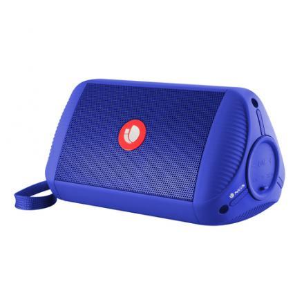 ALTAVOZ NGS SPEAKER ROLLER RIDE BLUETOOTH BLUE - Imagen 1