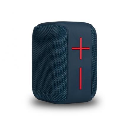 ALTAVOZ NGS SPEAKER ROLLER COASTER BLUE 10W/10H BATERIA/MIC - Imagen 1