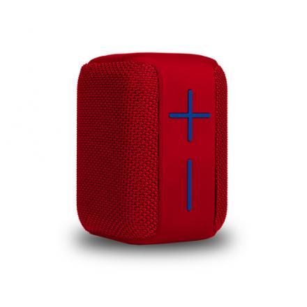 ALTAVOZ NGS SPEAKER ROLLER COASTER RED 10W/10H BATERIA/MICR - Imagen 1