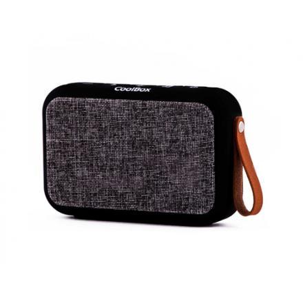 Coolbox Altavoz Coolsoul Bluetooth Negro - Imagen 1