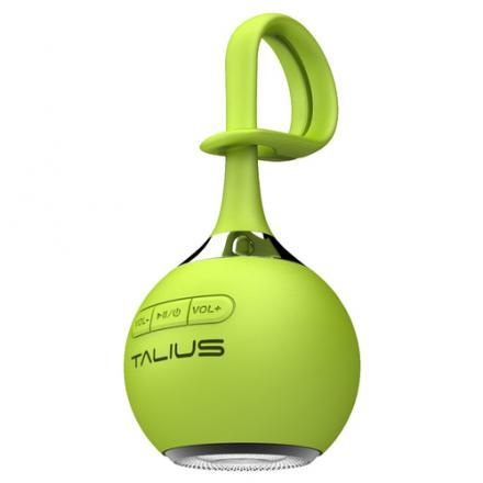 Talius Altavoz Drop 3w Bluetooth Green - Imagen 1
