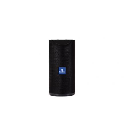 Altavoz Coolbox Coolstone-10 Bluetooth 4.2 Negro - Imagen 1