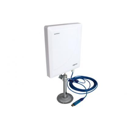 WIRELESS LAN USB 600M APPROX + ANTENA 26 DBI - Imagen 1