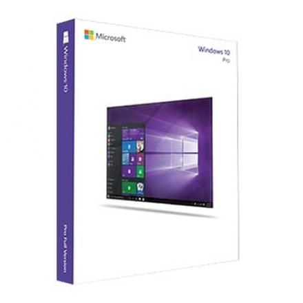 Microsoft Windows 10 Pro 32/64bits Embalaje Caja Spanish 1 License - Imagen 1