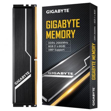 MODULO MEMORIA RAM DDR4 8GB 2666MHz GIGABYTE - Imagen 1