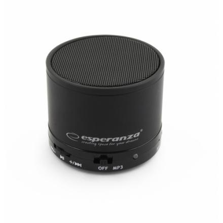Altavoz Bluetooth Esperanza Ritmo Ep115k (black Color) - Imagen 1