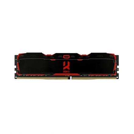 MODULO MEMORIA RAM DDR4 8GB 3200MHz GOODRAM IRDM X BLACK - Imagen 1