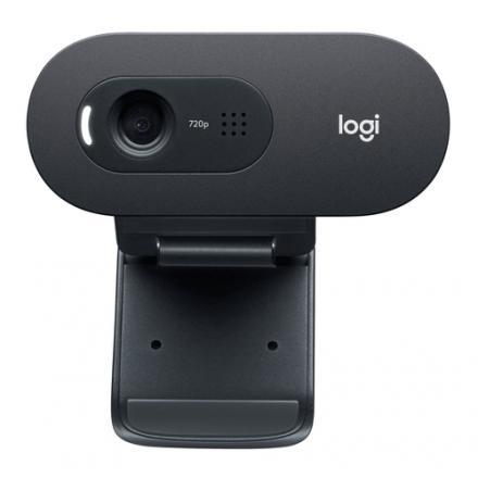 WEBCAM HD LOGITECH C505E NEGRA - Imagen 1