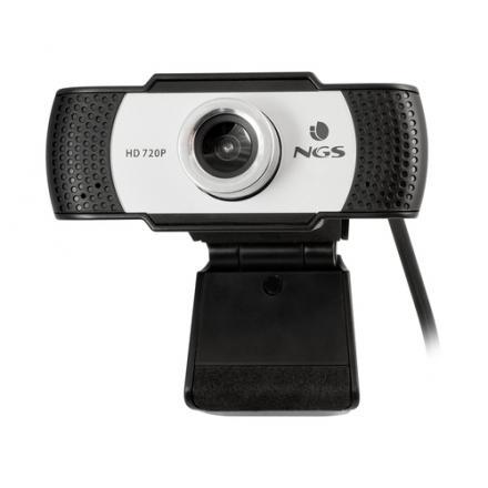 WEBCAM NGS XPRESS CAM 720 1MPX NEGRO - Imagen 1