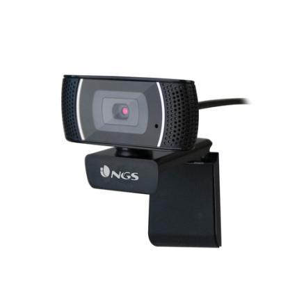 WEBCAM NGS XPRESS CAM 1080 NEGRO - Imagen 1