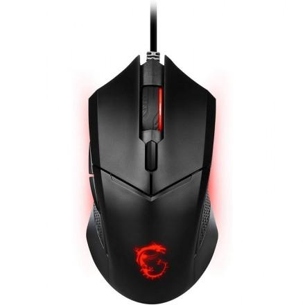 (oferta) MSI Clutch GM08 Raton Gaming 4200DPI
