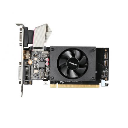 TARJETA GRÁFICA GIGABYTE GT 710 2GB GDDR3 2.0 - Imagen 1