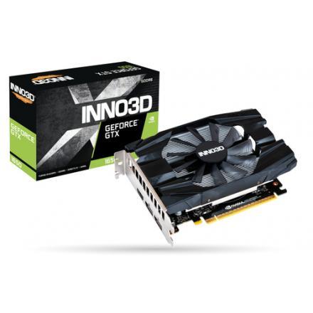 Vga Inno3d  Geforce Gtx 1650 4gb Gddr6 - Imagen 1
