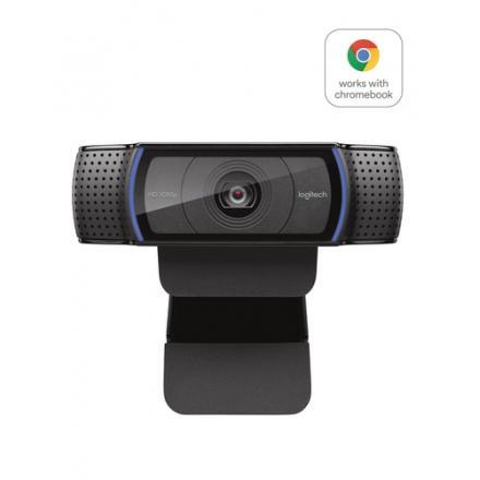 WEBCAM HD PRO LOGITECH C920 USB - Imagen 1