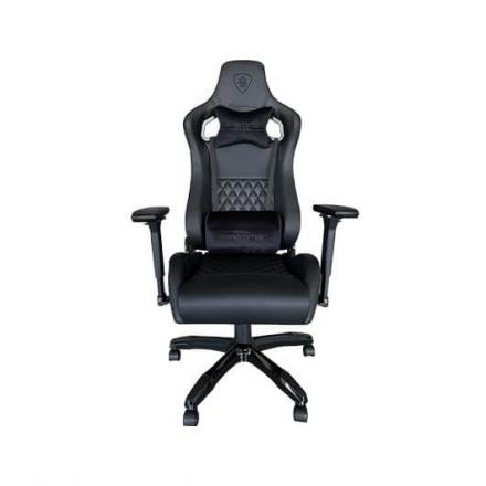 SILLA GAMING KEEP OUT HAMMER PURE BLACK - Imagen 1
