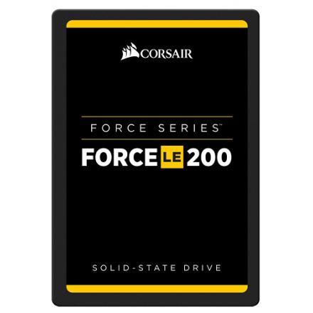 HD  SSD 120GB CORSAIR 2.5 SATA3 6GB/s LE200 SERIE  CSSD-F120GBLE200 - Imagen 1