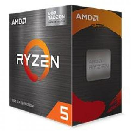 PROCESADOR AMD AM4 RYZEN 5 5600G  6X4.2GHZ 32MB TRAY - Imagen 1