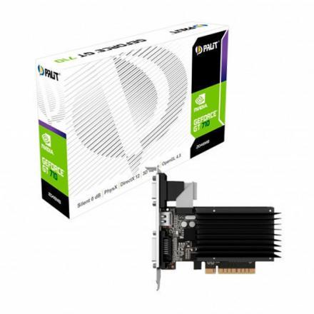VGA PALIT GT 710 2GB GDDR3 - Imagen 1