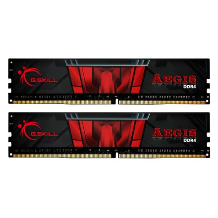 MODULO MEMORIA RAM DDR4 16GB 2X8GB 3200MHz G.SKILL AEGIS - Imagen 1