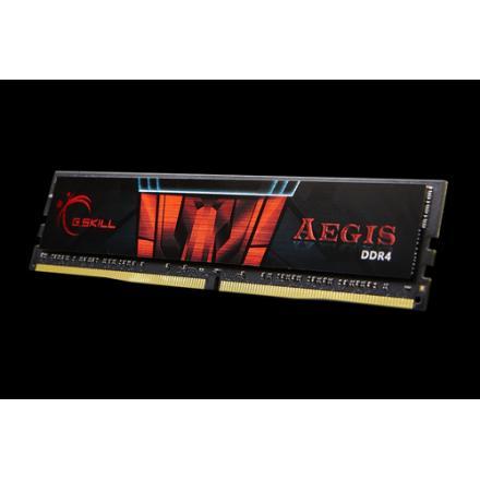 MODULO MEMORIA RAM DDR4 8GB 2666MHz G.SKILL AEGIS - Imagen 1