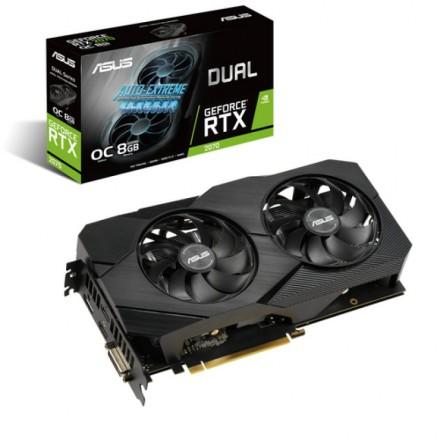 (OFERTA) Tarjeta Gráfica Nvidia GeForce Asus Dual RTX 2070 evo 8GB GDDR5