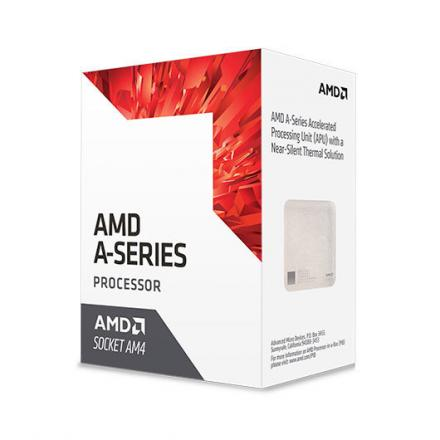 CPU AMD AM4 A10 9700 4X3.8GHZ/2MB BOX - Imagen 1