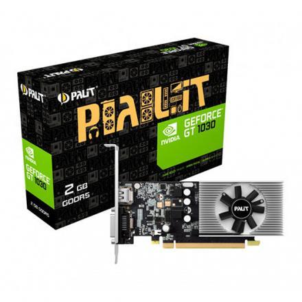 VGA PALIT GT 1030 2GB DDR5 - Imagen 1