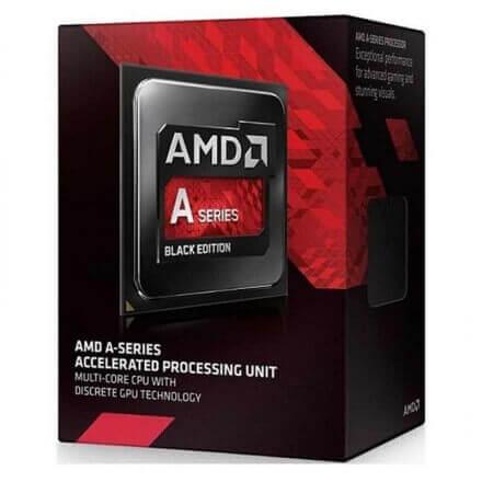 CPU AMD FM2+ A6 X2 7470K BOX 4.0GHZ/1MB - Imagen 1